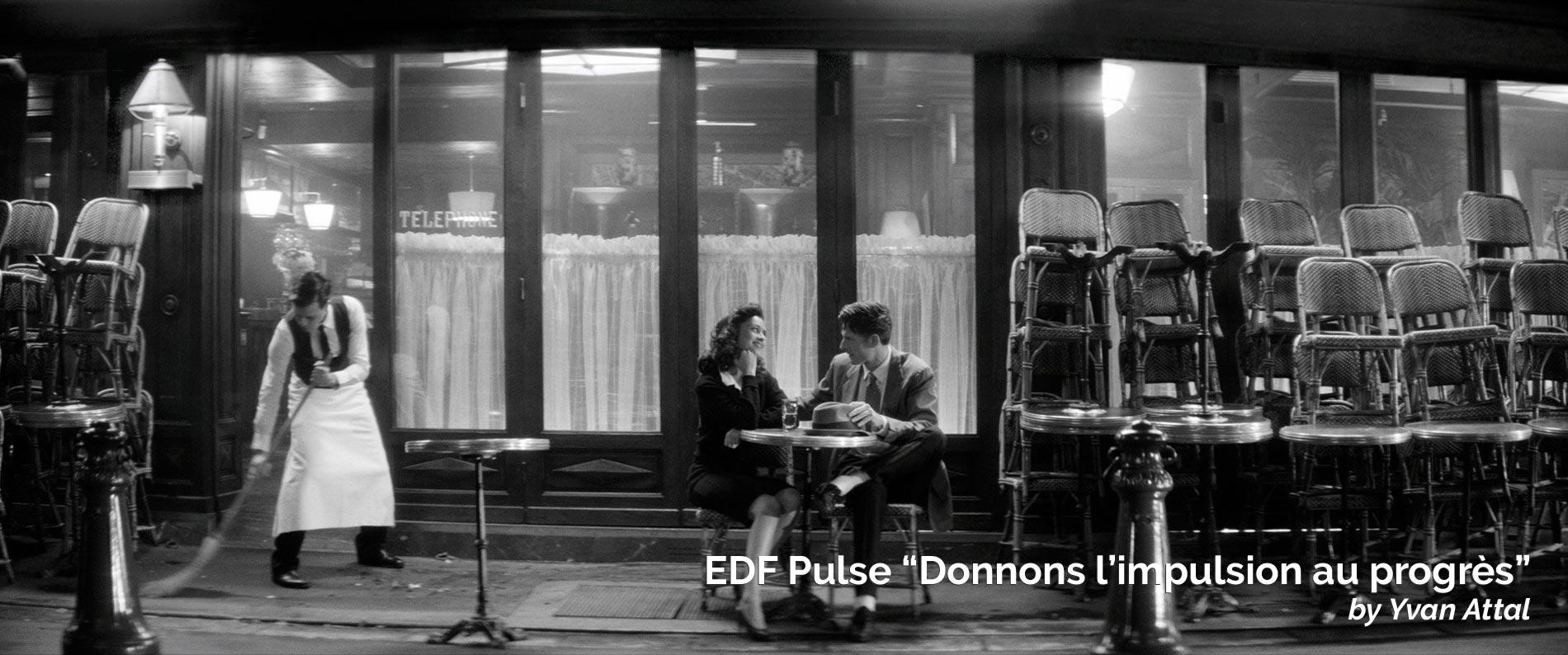 EDF Pulse - Donnons l'impulsion au progrès